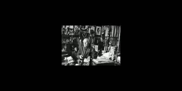 L'atelier d'André Breton, à vendre - La Libre