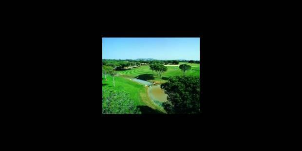 L'Algarve le long des golfs clairs - La Libre