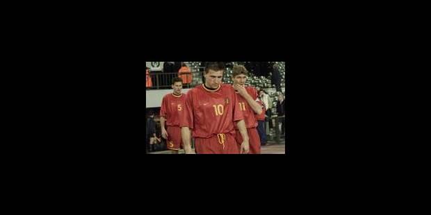 Dix-sept joueurs pour Aimé Anthuenis - La Libre