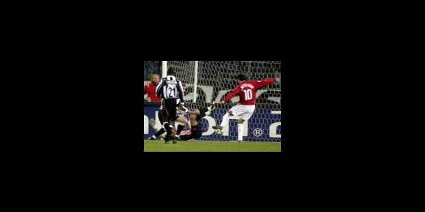 L'AC Milan et Manchester qualifiés