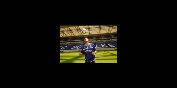 Marc Wilmots devient l'entraîneur de Schalke 04