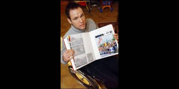 Marc Herremans participera à l'Iron Man 2003 - La Libre