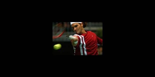 Federer a tout fait tout seul - La Libre