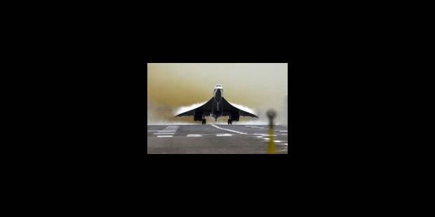 Concorde, l'atterrissage d'un rêve - La Libre