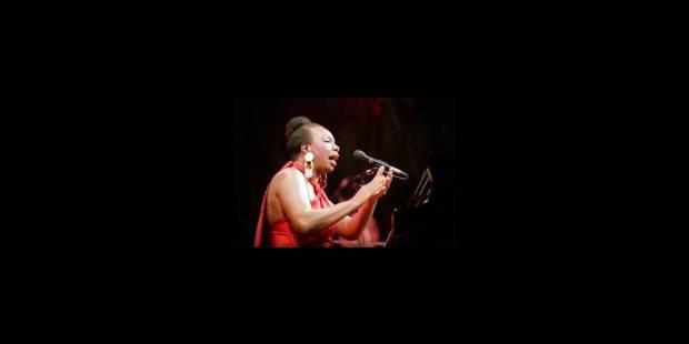 Décès de la chanteuse de jazz américaine Nina Simone - La Libre