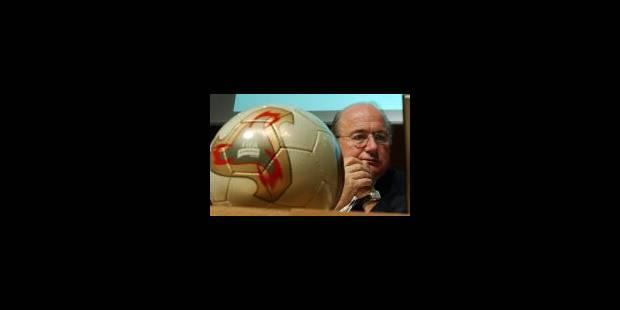 Fifa: les yeux plus grands que le ventre - La Libre