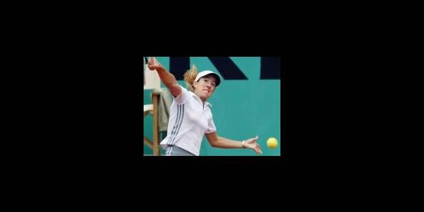 Justine se dresse sur la route de Serena - La Libre