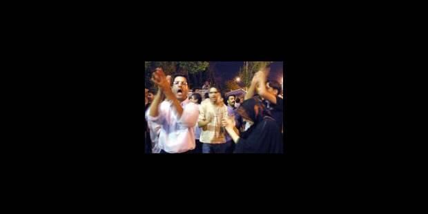 Manifestations: Téhéran opte pour l'apaisement