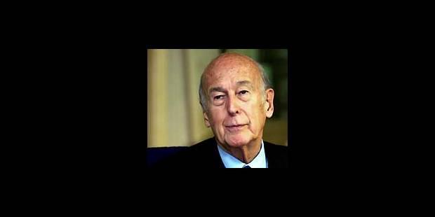 Valéry Giscard d'Estaing l'Européen