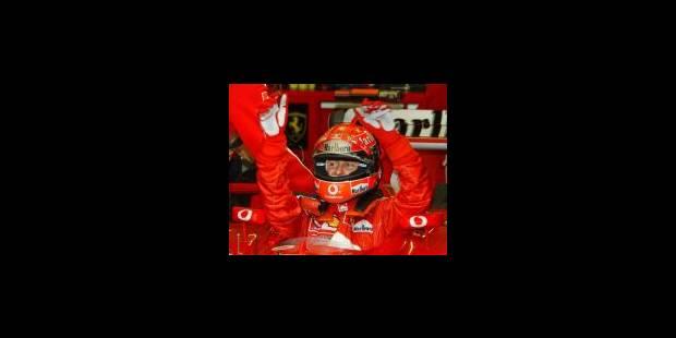 Schumacher passe aux aveux - La Libre
