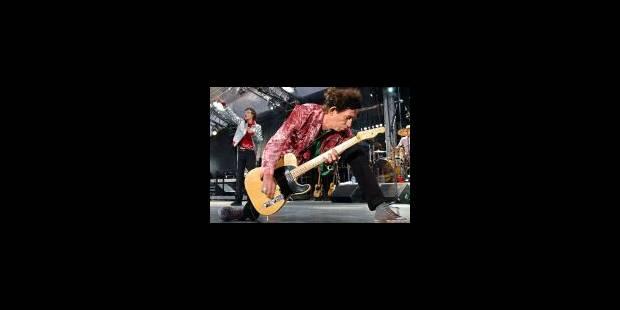 Les Rolling Stones au secours de Toronto - La Libre