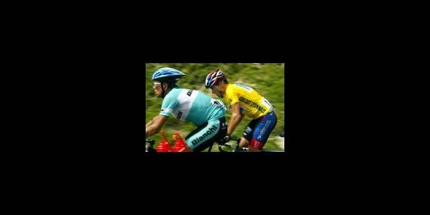 Armstrong: l'homme aux deux visages - La Libre