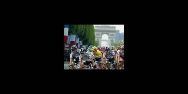 Armstrong, dans la foulée d'Anquetil, Hinault, Merckx et Indurain