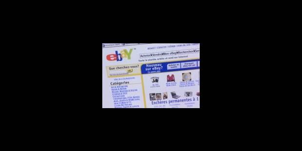 En août, eBay ouvrira un bureau en Belgique - La Libre