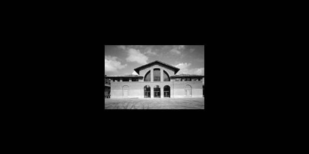 Basilique pour l'art contemporain - La Libre