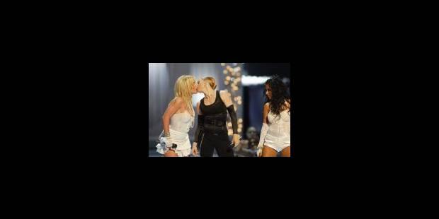 Quand Madonna fait son show ! - La Libre