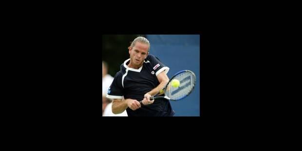 Malisse logiquement battu par Roddick - La Libre