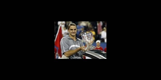Roger Federer, le maître incontesté