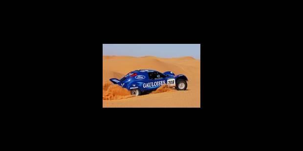 «Le Dakar se suffit à lui-même» - La Libre