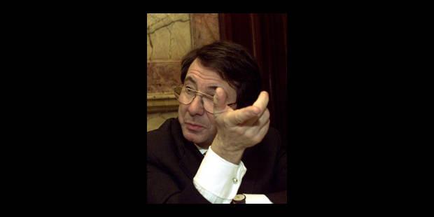 Gérard Mortier face à la grande salle - La Libre