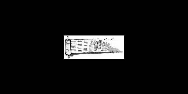 Un livre sur la Shoah doit-il être ajouté à la Bible? - La Libre