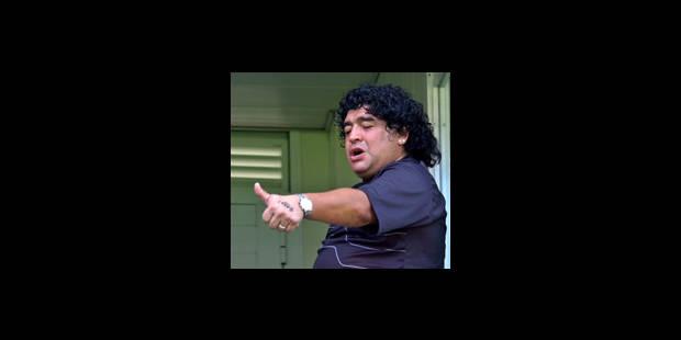 Maradona entre la vie et la mort - La Libre