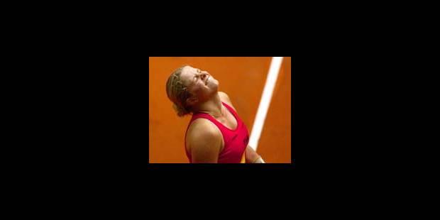 Kim Clijsters, le retour gagnant - La Libre