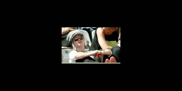 Kim Clijsters absente à Wimbledon