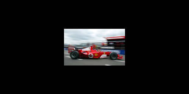 Michael Schumacher en terre hostile - La Libre