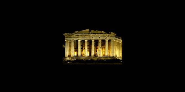 Athènes achève ses chantiers et prend des couleurs olympiques