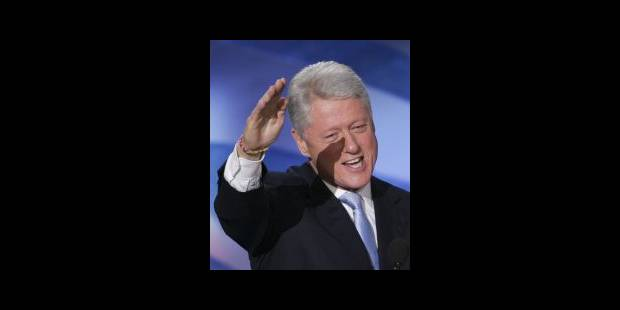 Bill Clinton bientôt animateur télé ? - La Libre