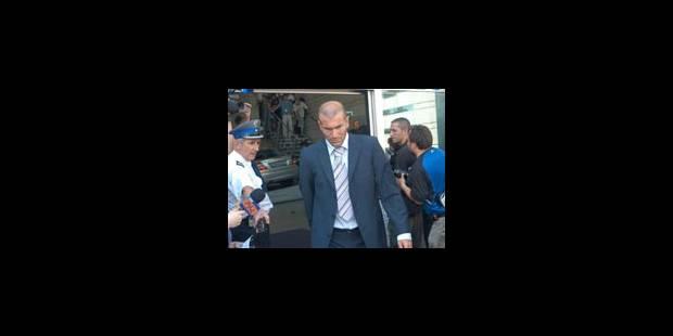 Zidane renonce à l'équipe de France