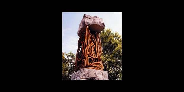 Les sculptures-jardins de Culot - La Libre