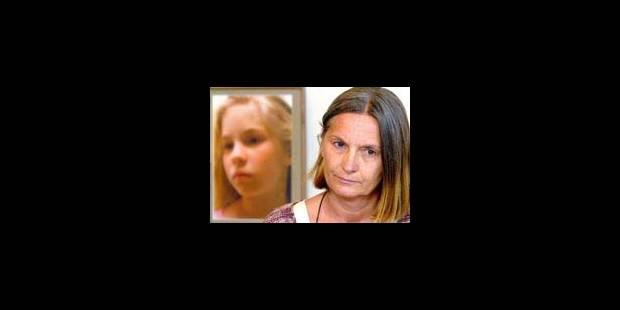 Reconstitution de l'enlèvement d'Elisabeth Brichet