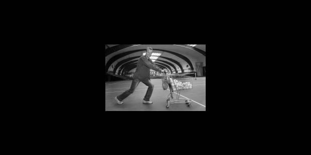 Les joueurs belges en équilibre - La Libre