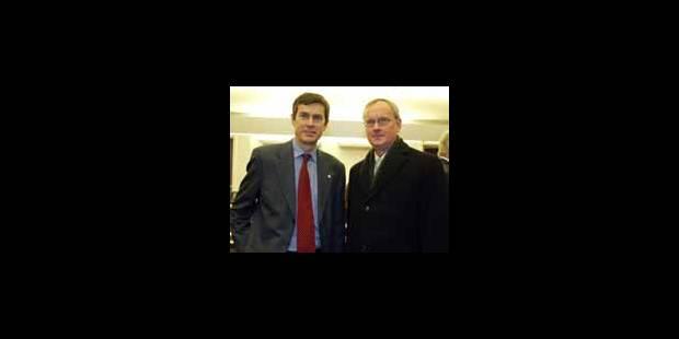 Pierre-Olivier Beckers élu président du COIB - La Libre