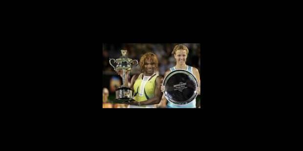 La deuxième vie de Serena Williams - La Libre
