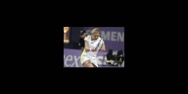 Kim Clijsters: «Je suis soulagée» - La Libre