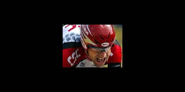 Voigt premier leader du Pro Tour - La Libre