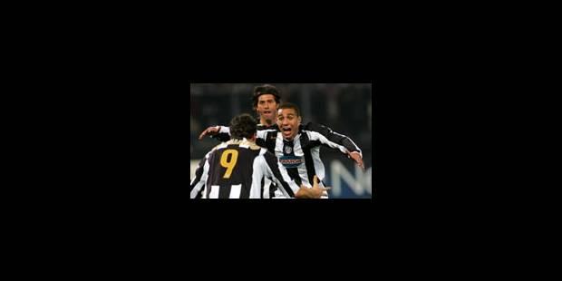 Zalayeta crucifie le Real et qualifie la Juventus - La Libre