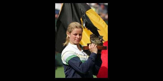 Le retour au sommet de Kim Clijsters - La Libre