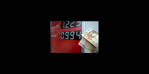 Les prix à la pompe toujours plus hauts - La Libre