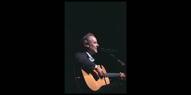 Maxime chante Brassens: suite et fin - La Libre