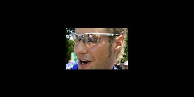 Tom Boonen remporte la 2e étape - La Libre