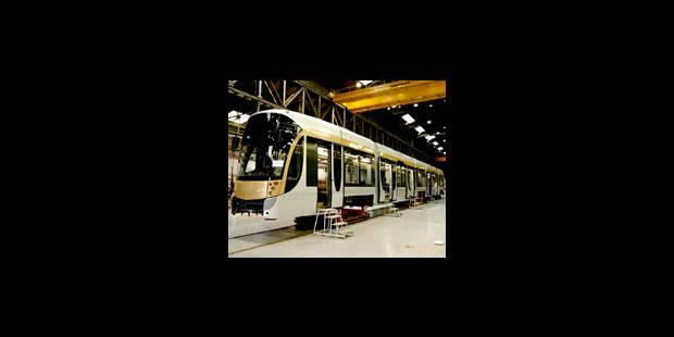 Un nouveau tram bruxellois