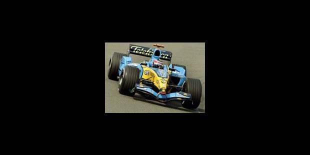 Alonso vainqueur, Renault champion - La Libre