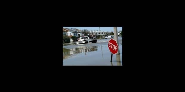Les catastrophes ont entraîné une facture record en 2005