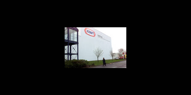 Kraft Foods supprime 8.000 emplois