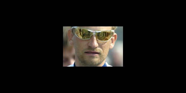 Frank Vandenbroucke obtient l'annulation de sa condamnation