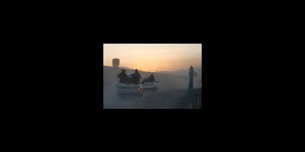 Mutinerie dans une prison de Kaboul - La Libre